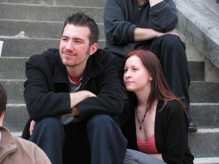 Melinda and Marshall