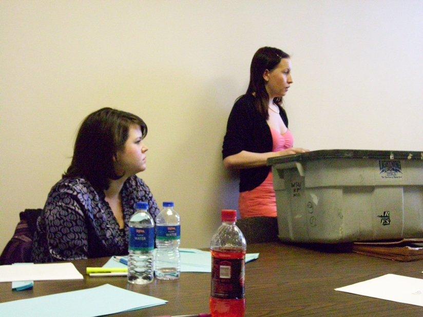 Melinda Mishark and Rachelle Ketchum 1