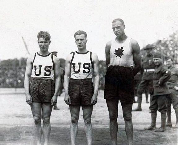 June 28th 1919 Inter-Allied Games in Paris