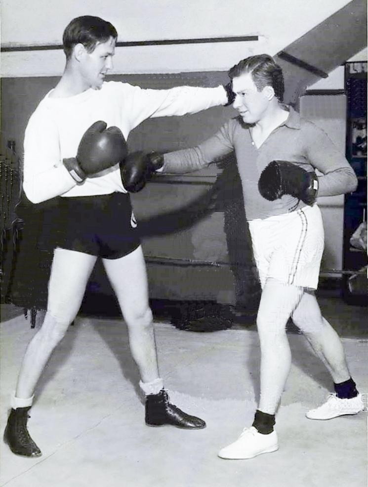 Charley Boxing