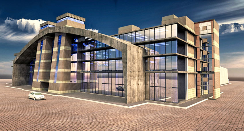 Swakopmund Indoor Sport Centre