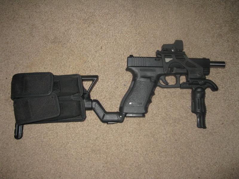custom parts glock custom parts