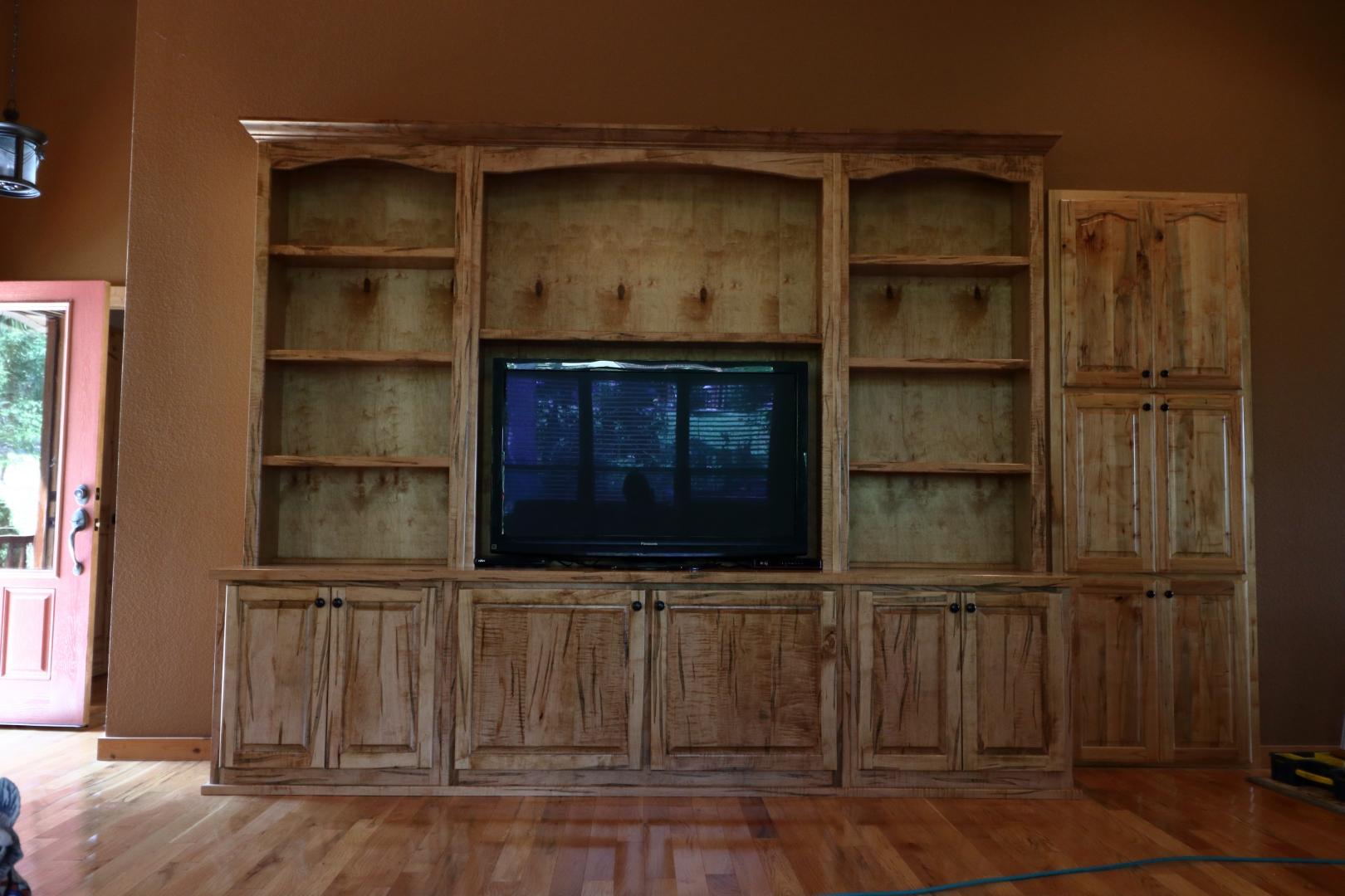Custom Cabinet photos