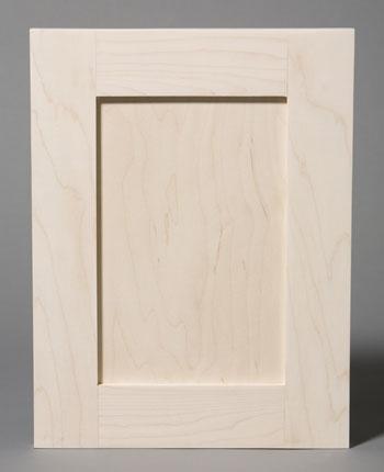 Standard Single Panel Shaker Door