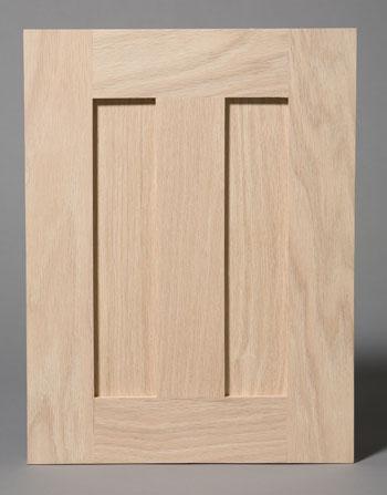 Standard Double Panel Shaker Door