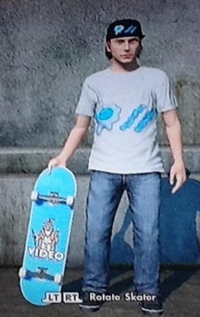 James in skate 3