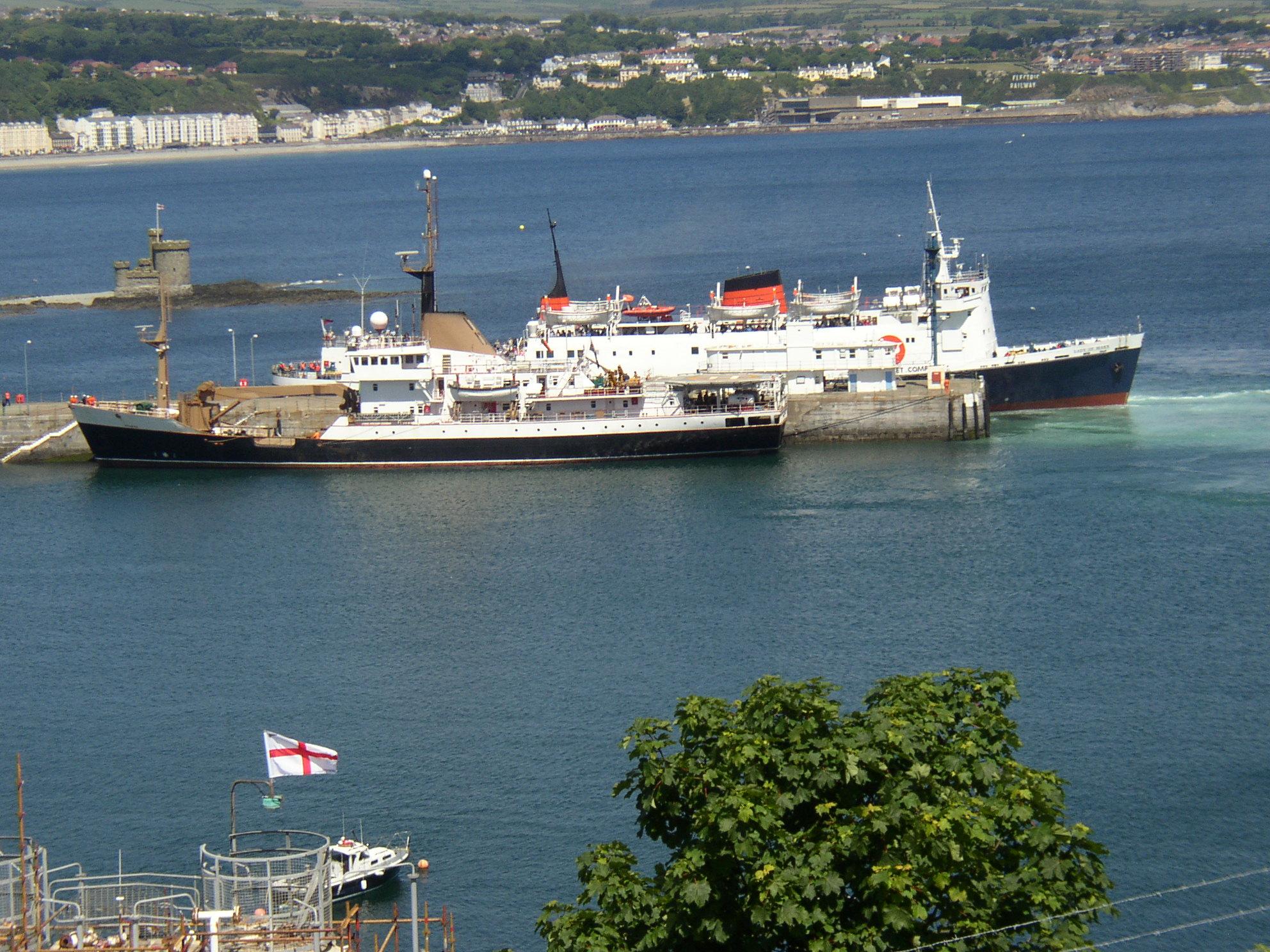 Douglas Harbour June 2004