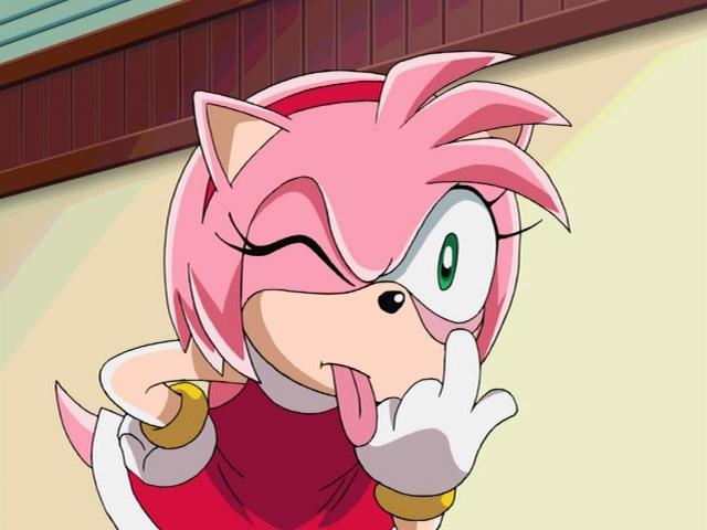 Cutegirlmayra sonic characters sonic boom - Amy rose sonic x ...