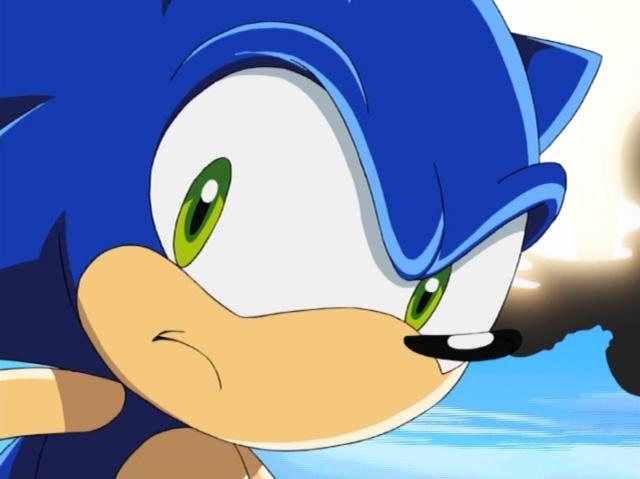 Sonic X Sonic The Hedgehog Screenshots