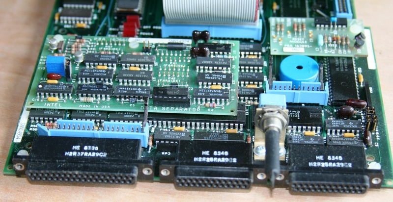 Mother board IPDS viez front