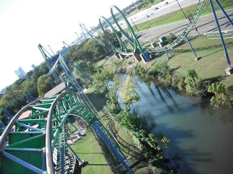 Six Flags Ride