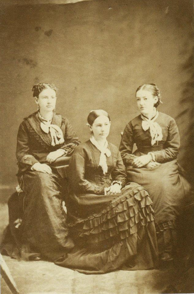 Daughters of Joseph and Elizabeth Wood