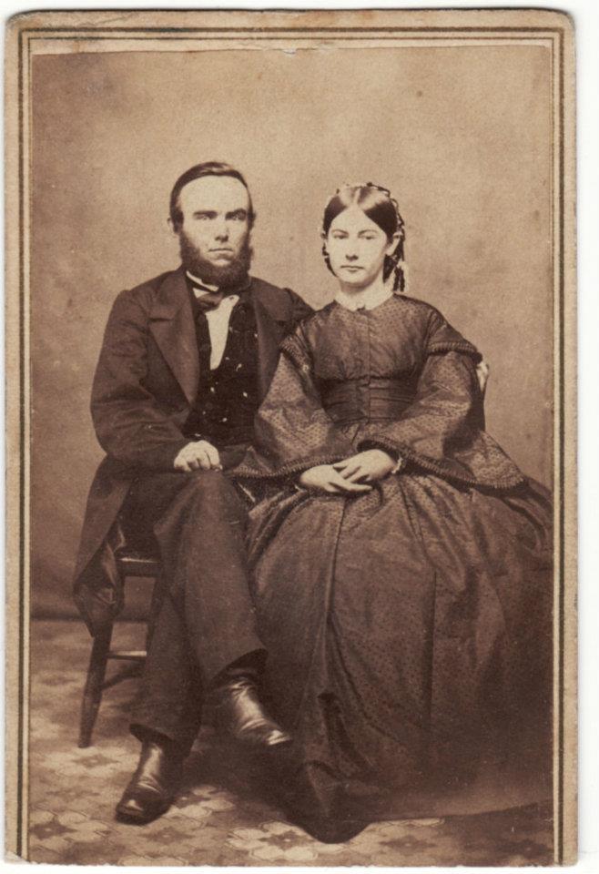 Joseph and Elizabeth Wood