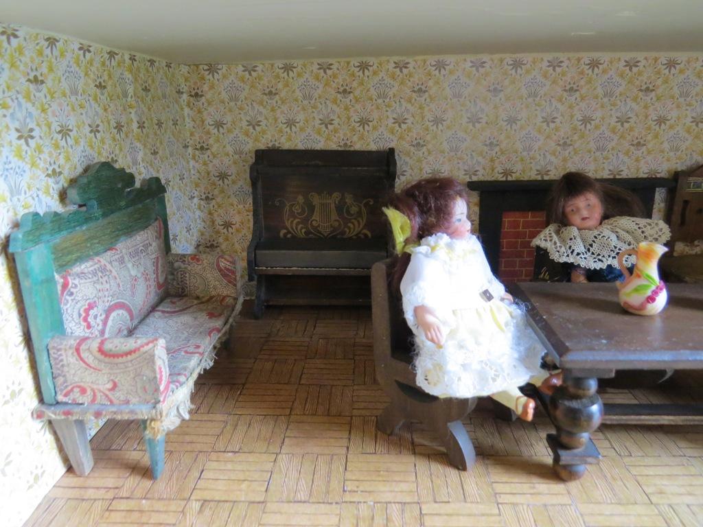 German Settle & Piano