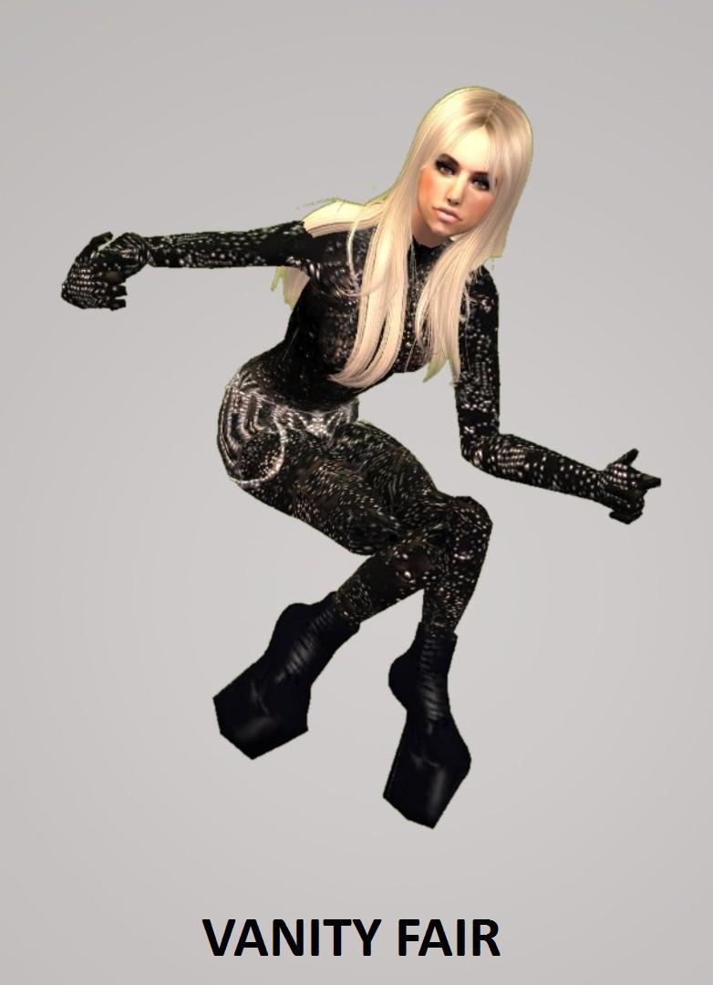 Lady Gaga Vanity Fair Magazine