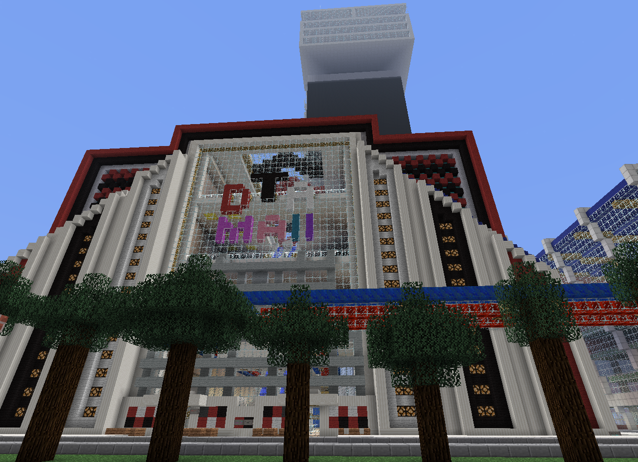 Minecraft Mall Map Minecraft Castle Map Wallpapers