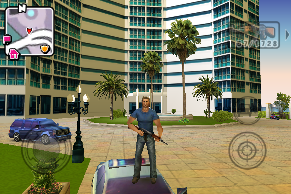 Gangstar2 miami vindication hd is the second gameloft the gangster theme game series gangstar