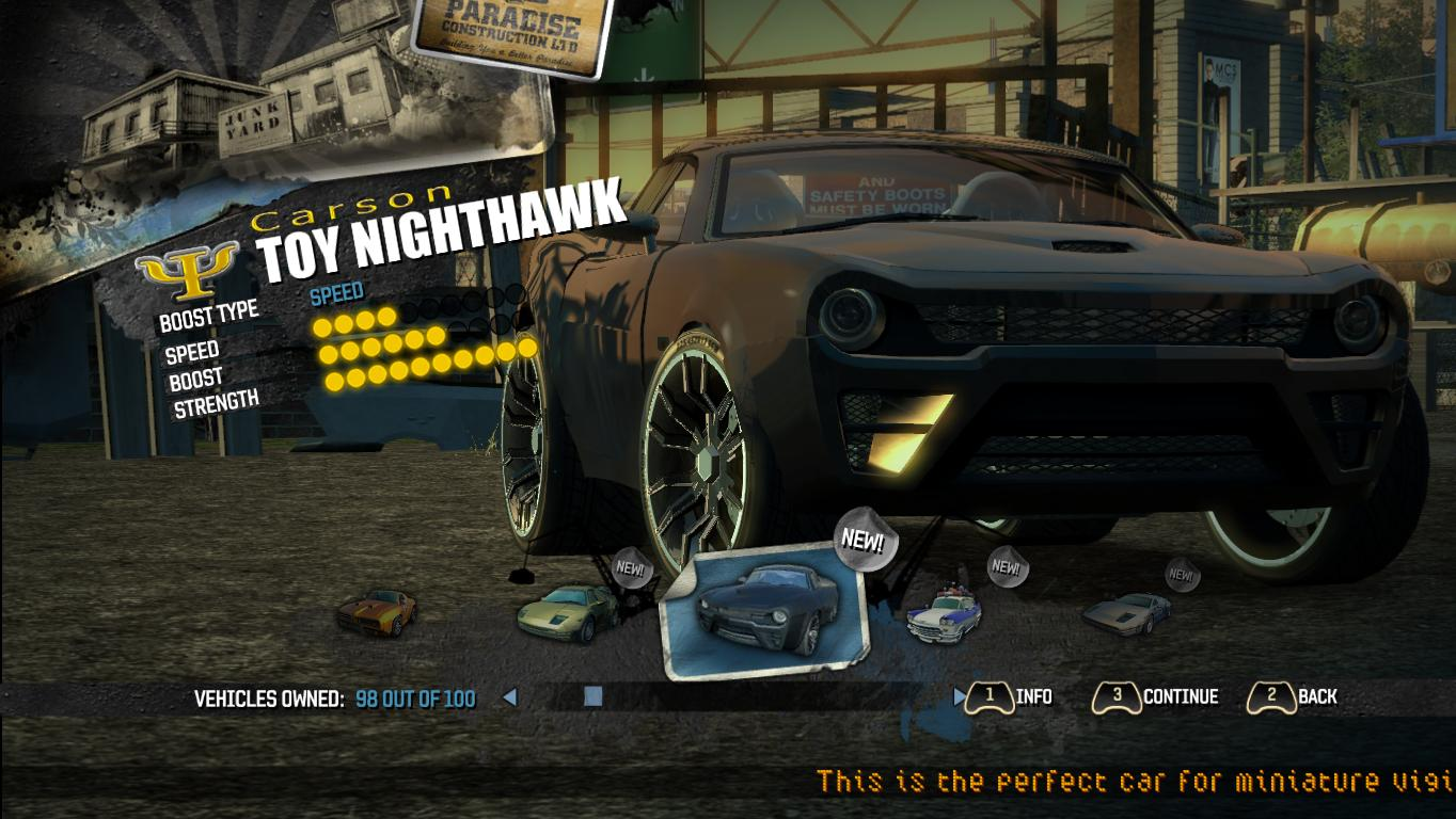 Toy Nighthawk
