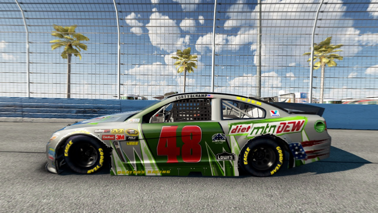 MOUNTAIN DEW CAR 2015 V1A