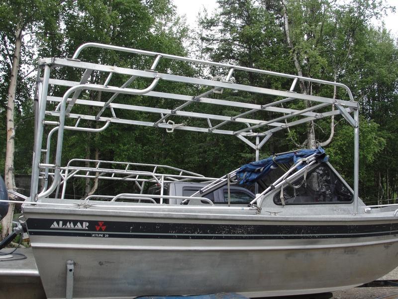 Full size cargo rack