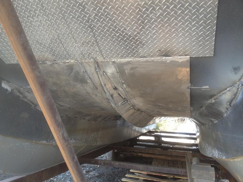 Viking reinforced bottom