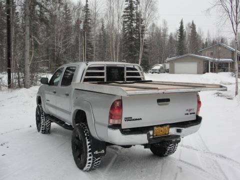 Toyota sled deck