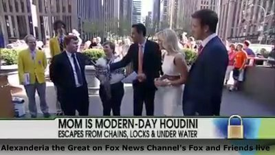 Alex on Fox & Friends