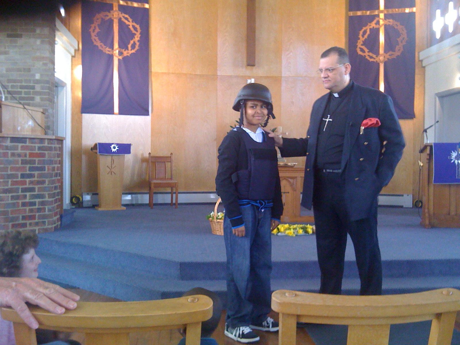 Rev Andrew White