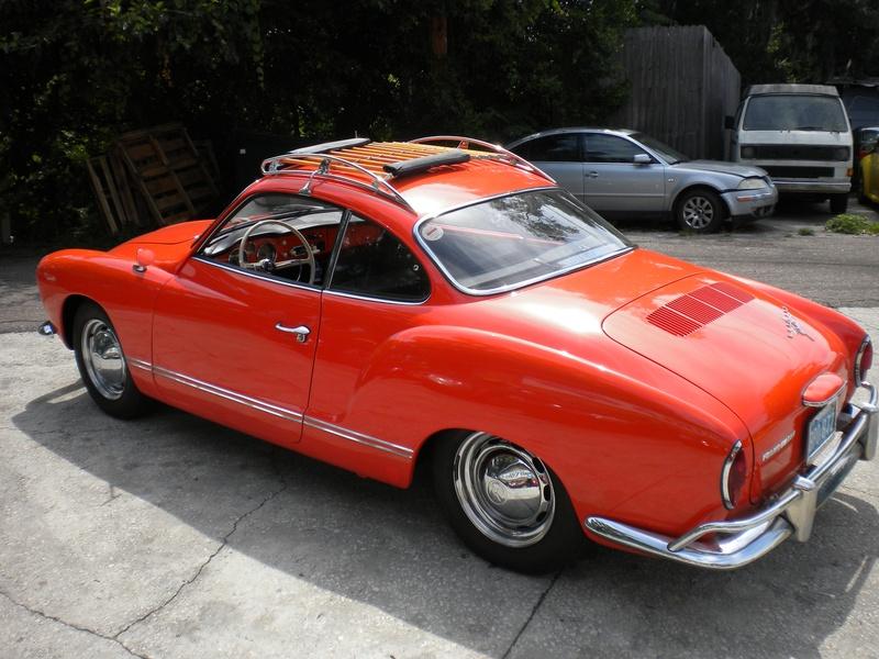 1960 VW Karmann Ghia