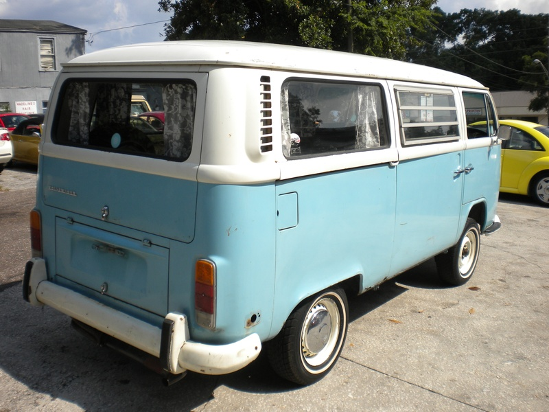 1972 VW Bus For Sale!