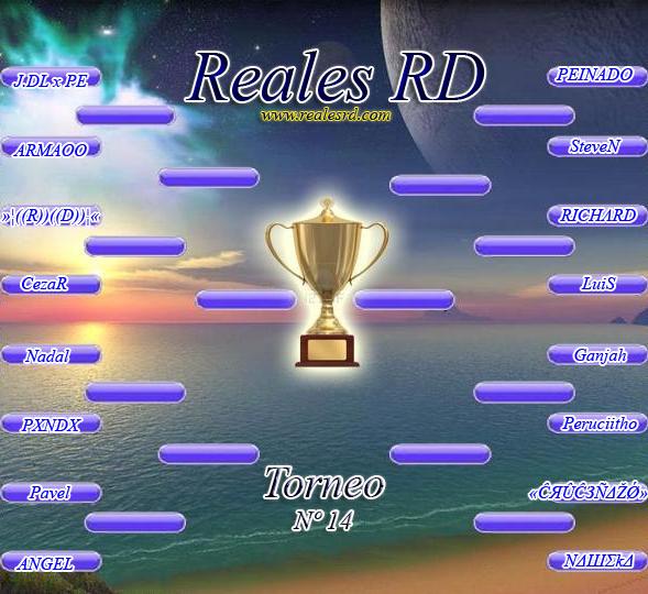 Phase Final - 1ra. Ronda  Nº 14 Torneo%2014