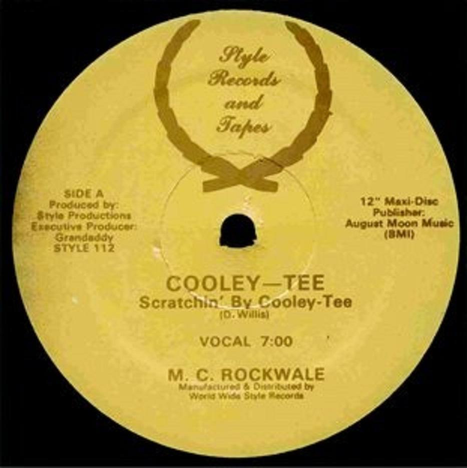 Cooley Tee - M.C. Rockwale