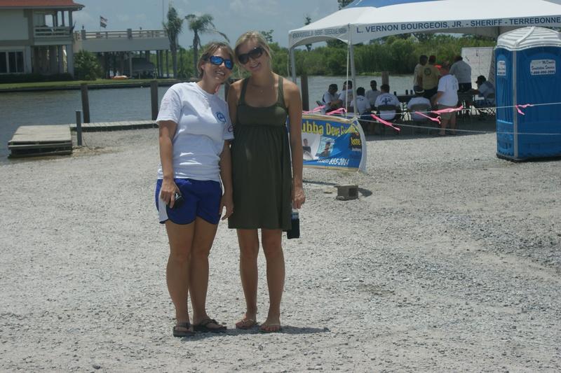 Courtney and Kayla