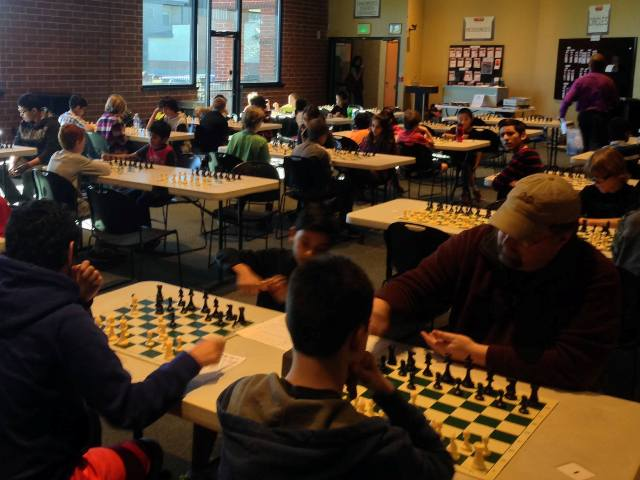 2015 Summit School Of Chess #7