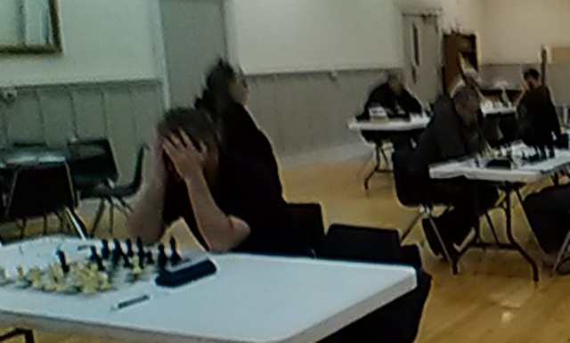2016 52nd Annual Colorado Springs City Chess Championship