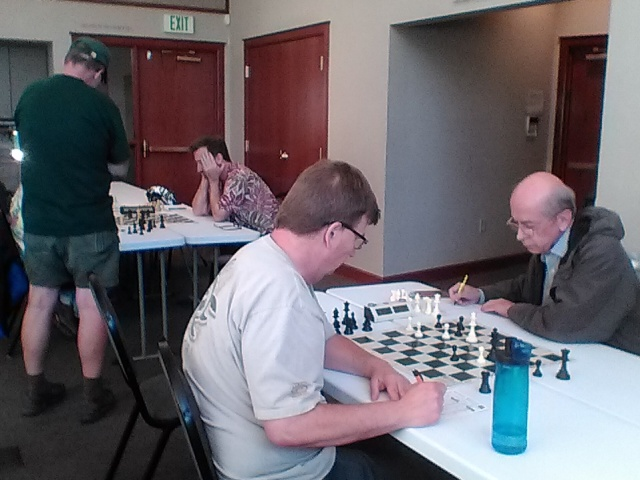 2017 Colorado State Senior Chess Championships
