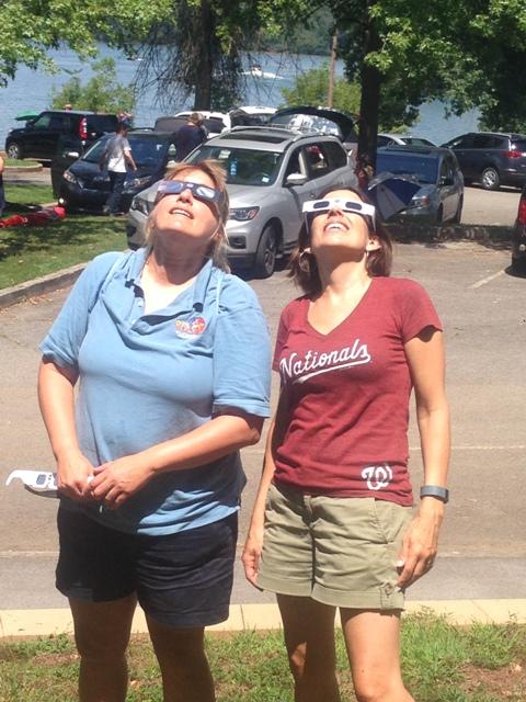 Julie & Monica in Sun Glasses