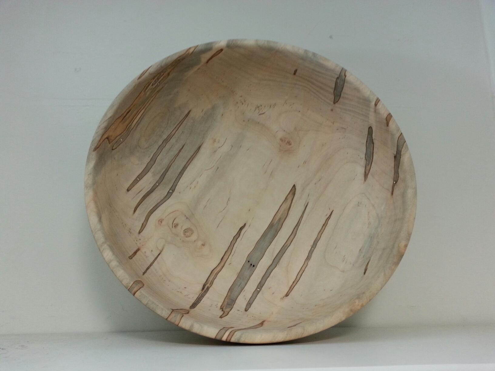 "13"" Ambrosia Maple salad bowl"