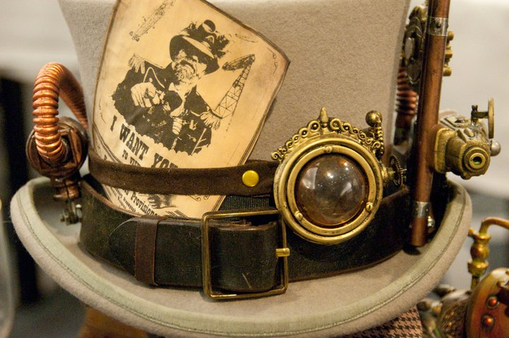 Steampunk Accessories and Decor Kellys Heroes