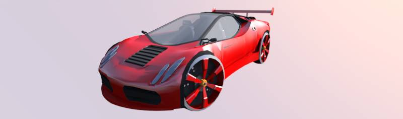 Ferrari Adonai Front/Iso