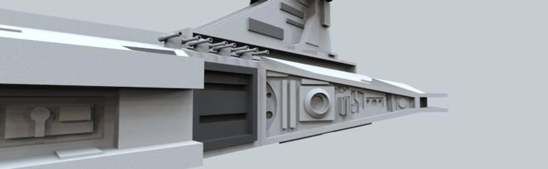 Venator-III Side