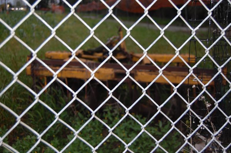 Jackson St. fence