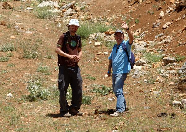 Mt.Hermon 1700m