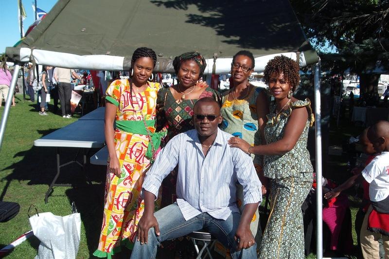 Kingston Multicultural Arts Festival 2013