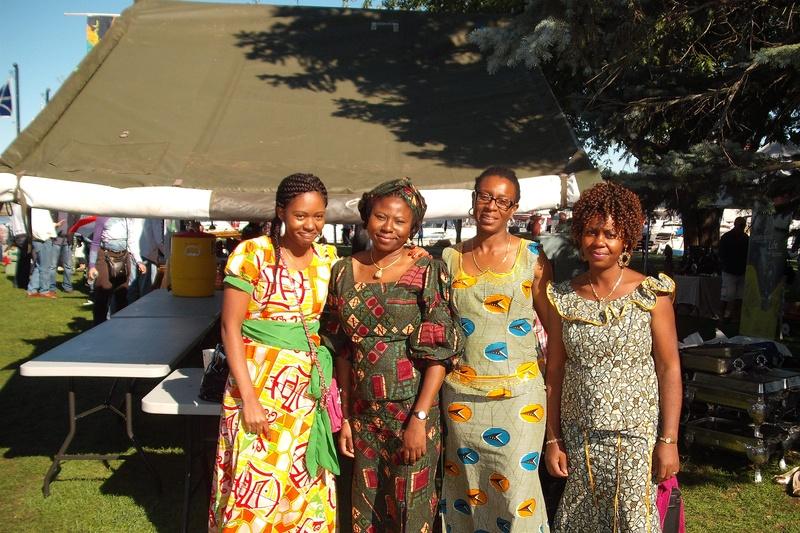 AfroCaribe Pavillion 2013