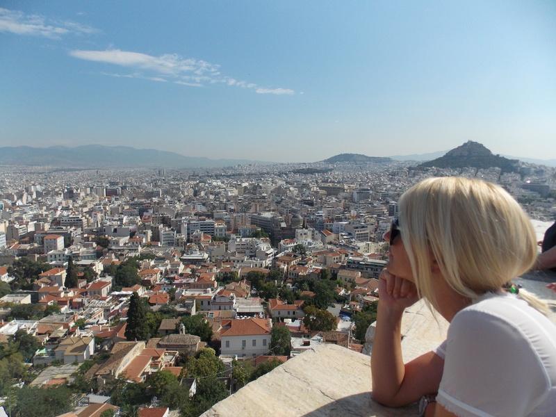 Atina pogled