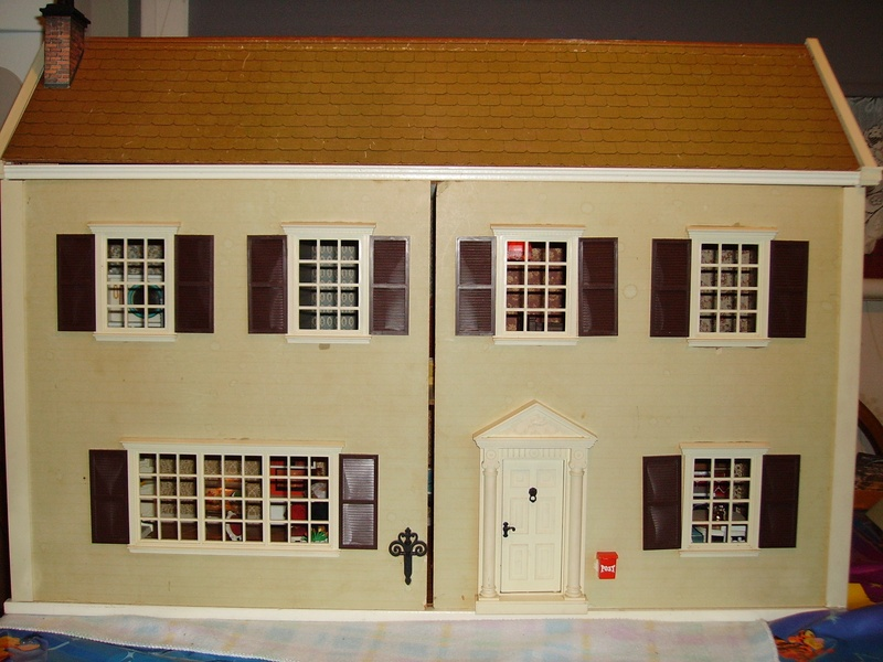 My  new purchase a Lundby Manor house?
