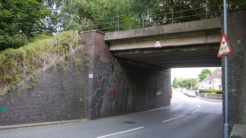 Crankhall lane Bridge