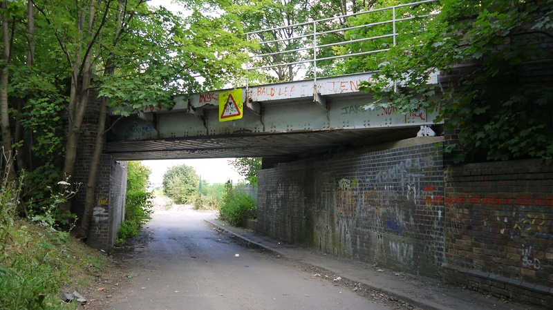 St Paul's road Bridge