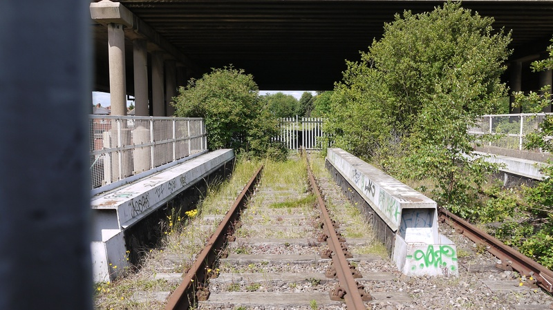 Tracks over the WCML